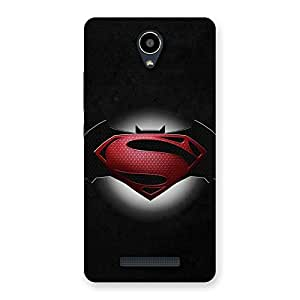 Special Knight Rivals Back Case Cover for Redmi Note 2