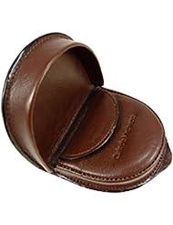 Porte Monnaie Cuvette pour homme en Cuir de vachette