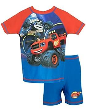 Blaze y los Monster Machines - Bañador de dos piezas para niño - Blaze and the Monster Machines