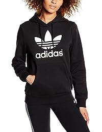 adidas Trf Sweat-Shirt à Capuche Femme
