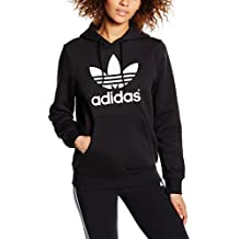 sweat fille adidas a capuche