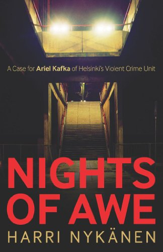 Nights of Awe (An Ariel Kafka Mystery Book 1) (English Edition)