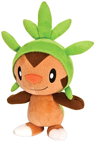Hive Entertainment 8-Inch Pokemon X and Y Chespin Plush