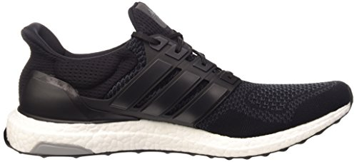 adidas Ultra Boost M, Chaussures de Running Compétition Homme Black / White / Lime
