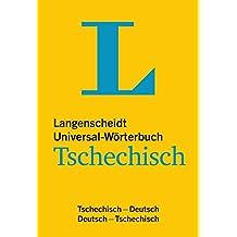 Langenscheidt Universal-Wörterbuch Tschechisch: Tschechisch-Deutsch/Deutsch-Tschechisch (Langenscheidt Universal-Wörterbücher)