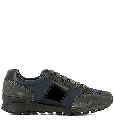 Prada Sport Herren 4E3053304wf0l25 Multicolour Stoff Sneakers (Prada Stoff)