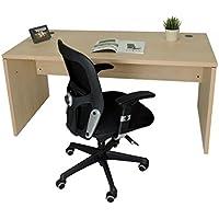 Mesa de Oficina. Euro 2000. Color Haya. 180x80 cm