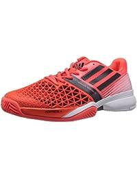 new concept f1b7c 0520a Adidas CC Adizero Feather III Zapatillas Sneakers Tennis Rojo para Hombre
