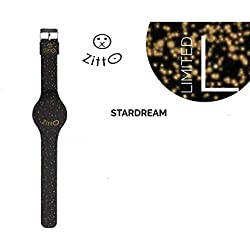 Zitto Small LED Watch with Silicone Strap Limited Edition stardreamp