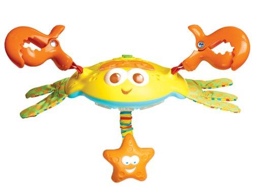 Tiny Love Accroche Crabe Sons et Lumières