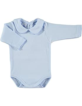 babidu Cuello Algodon, Body Bebè-Unisex