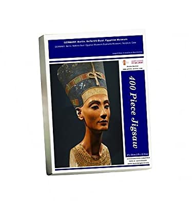 Photo Jigsaw Puzzle of GERMANY. Berlin. Nefertiti Bust. Egyptian Museum