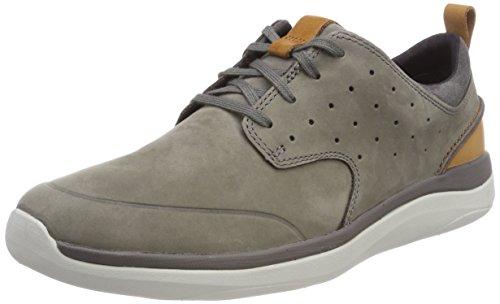 t Lace Klassische Stiefel, Grau (Grey Nubuck), 41.5 EU ()