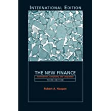 The New Finance: Overreaction, Complexity and Uniqueness: International Edition