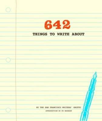 642 Things to Write