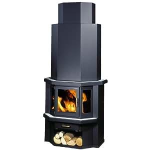 Skladova Tehnika Diplomat21 Poêle à bois type cheminée 18 -28 kw
