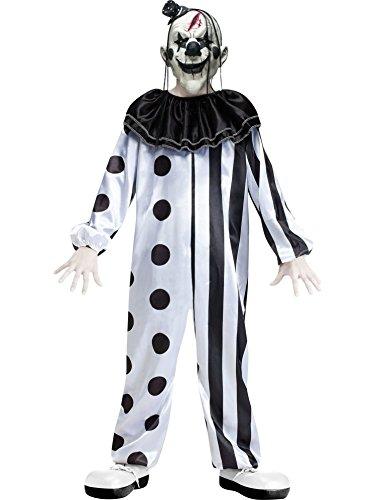 FunWorld bambino Killer clown costume: grande (12–14anni)
