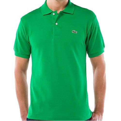 Lacoste L.12.12 Original Polo Shirt chlorophylle - 3 (Piqué-polo-shirt Mini)