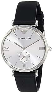 Emporio Armani Analog Silver Dial Unisex Watch - AR1674