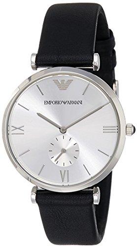 41BdKUFyRUL - Emporio Armani AR1674 Silver watch