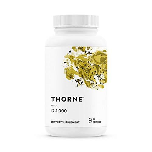 Vitamin D-1000 90 Kps von Thorne Research