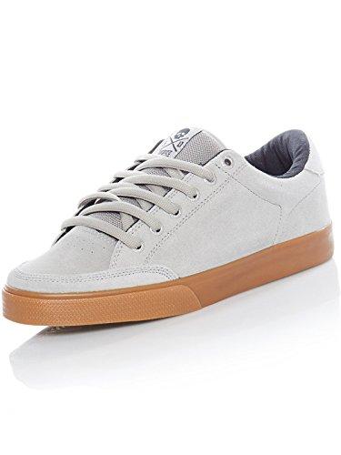 C1RCA Lopez 50, Sneakers Basses Mixte Adulte - Noir - Schwarz (Black/Black Synthetic), 42 EU