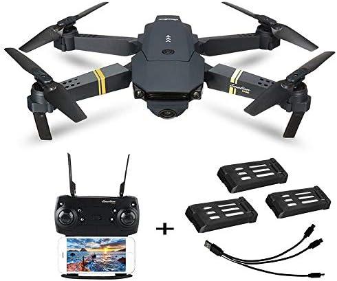 Clode Quadricoptère Quadricoptère Quadricoptère Quadricoptère de Poche Selfie RC de Bricolage WiFi FPV de la caméra E58 2.0MP 720P | Outlet Online Shop  5536fb