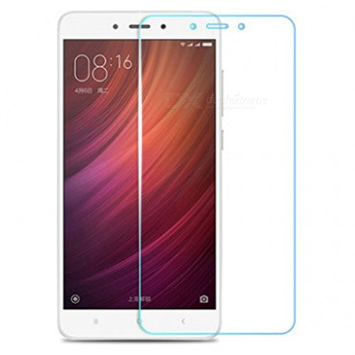 Angel Gadgets Golden Series Tempered Glass Screen Protector For Xiaomi Redmi Note 4 / mi note 4 / redmi note4 / mi note4 / Tempered Glass HD