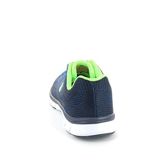 Dockers by Gerli 38vc602-700 Unisex-Kinder Low-Top Blau Kombi