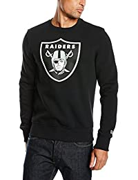 New Era Team Logo Crew Oakland Raiders - Sweat-shirt - Manches longues - Homme