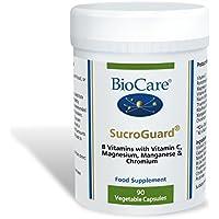 Preisvergleich für Biocare SucroGuard (Blutzucker-Unterstützung) 90 Kapseln