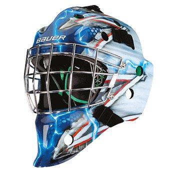 Bauer NME4 Goalie Maske Motive Senior, Farbe:King LAK -