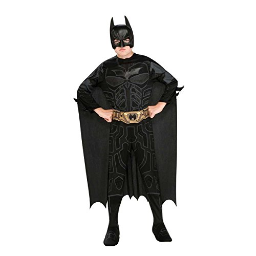 The Dark Knight Rises Batman Kostüm für Kinder/Jungen -