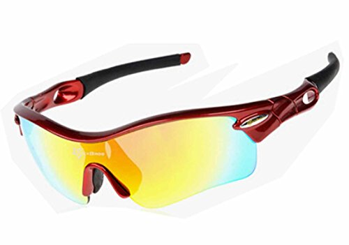 Al aire libre Unisex gafas sol polarizadas lente anti-polvo