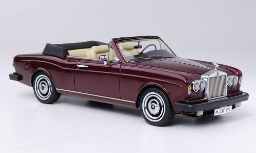 rolls-royce-corniche-dhc-met-oscuro-rojo-lhd-limitado-edicin-300-stck-1977-modelo-de-auto-modello-co