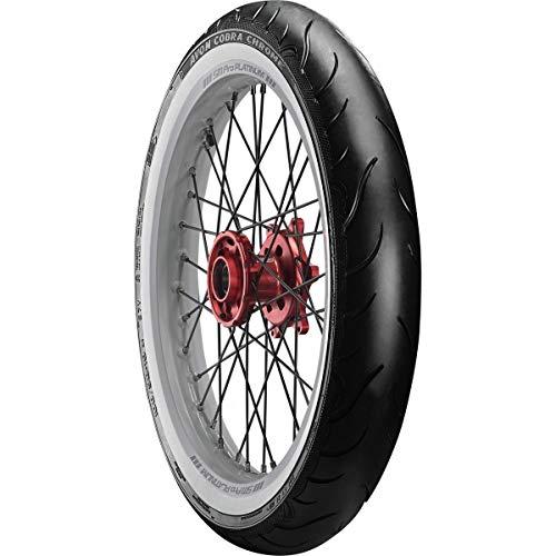 Gomme avon cobra chrome wsw mh 90-21 56v tl per moto