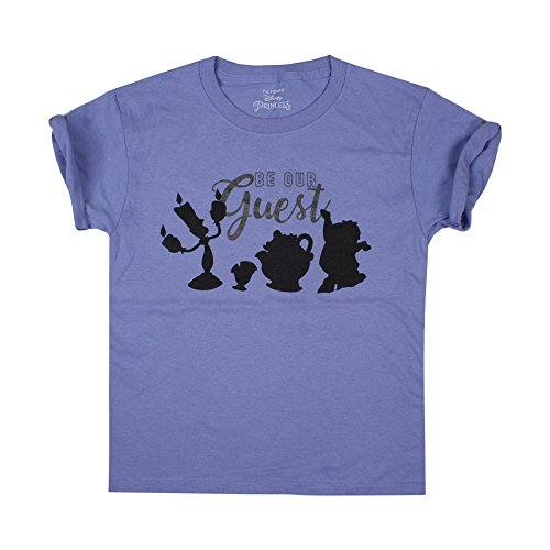 Disney guest, t-shirt bambina, viola (violet), 9-10 anni