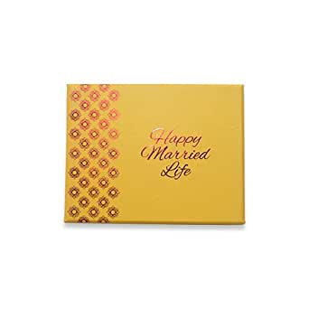 Amazon Pay Gift Card - Wedding Gift Box | Happy Married life- Rs. 3000