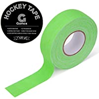 Gonex Green Ice Hockey Cloth Stick Tape,2.5cm x 18m