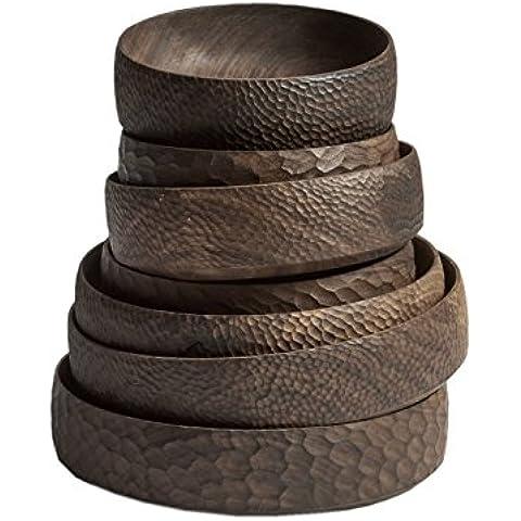 YUENLONG In legno di noce tondo in legno fatti a