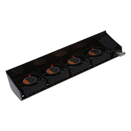 SODIAL(R)Ventilador para Sony PS3 20GB / 60GB