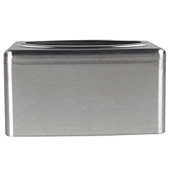kimberly clark professional 9924 handtuchspender aus edelstahl zupfbox klein 2er pack silber. Black Bedroom Furniture Sets. Home Design Ideas