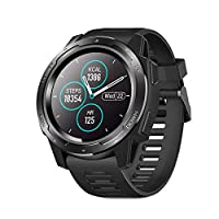 Sedensy Smart Watch,Zeblaze VIBE 5 Bluetooth Smartwatch Waterproof Fitness Tracker with Heart Rate Monitor Pedometer Sports Watch,for iOS and Android