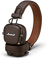 Marshall Major III Opvouwbare hoofdtelefoon Major III Bluetooth bruin