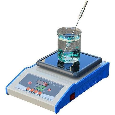 GOWE funzione Timer laboratorio in ceramica 110 V/220 riscaldamento agitatore
