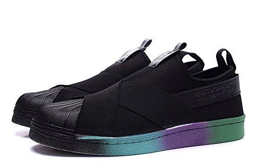 Adidas Superstar slip on womens U3V4HD3XPJ6H