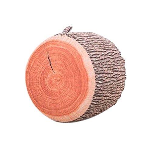 schöne Plüsch-aufblasbares Hocker portable Faltung, Holz