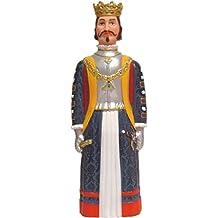 Gigante de goma Rey Europeo de Pamplona Joshemiguelerico