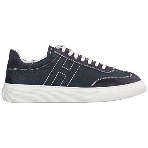 .Hogan Sneakers H365 Uomo Blu 38 EU