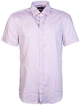 Hugo Boss - Camisa formal - Manga corta - para hombre